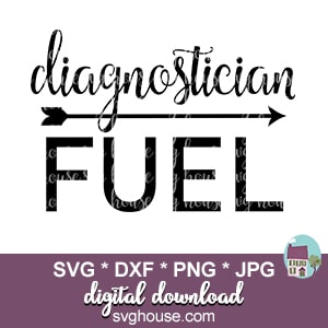 Diagnostician Fuel SVG
