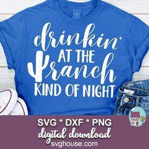 funny ranch svg