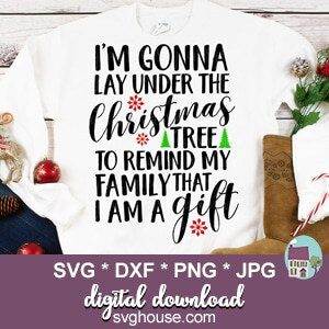 Gonna Lay Under The Tree SVG