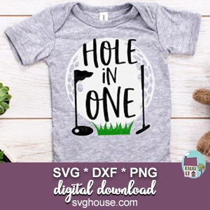 Hole In One SVG