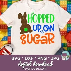Hopped Up On Sugar SVG