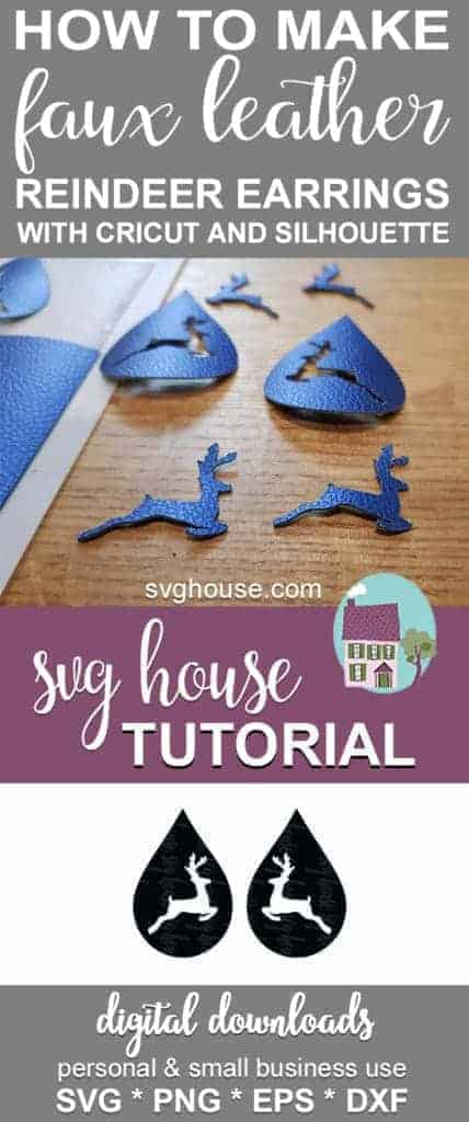 How To Make Earrings With Cricut