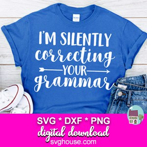 Correcting Your Grammer svg