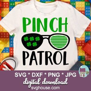 st patricks svg