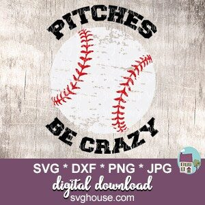 Pitches Be Crazy SVG