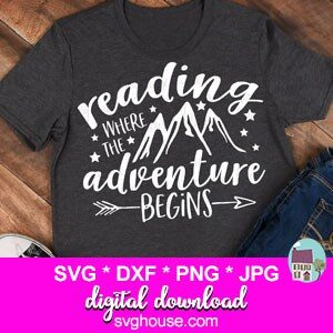 Reading-Where-The-Adventure-Begins-SVG
