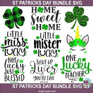 St Patricks Day Bundle SVG