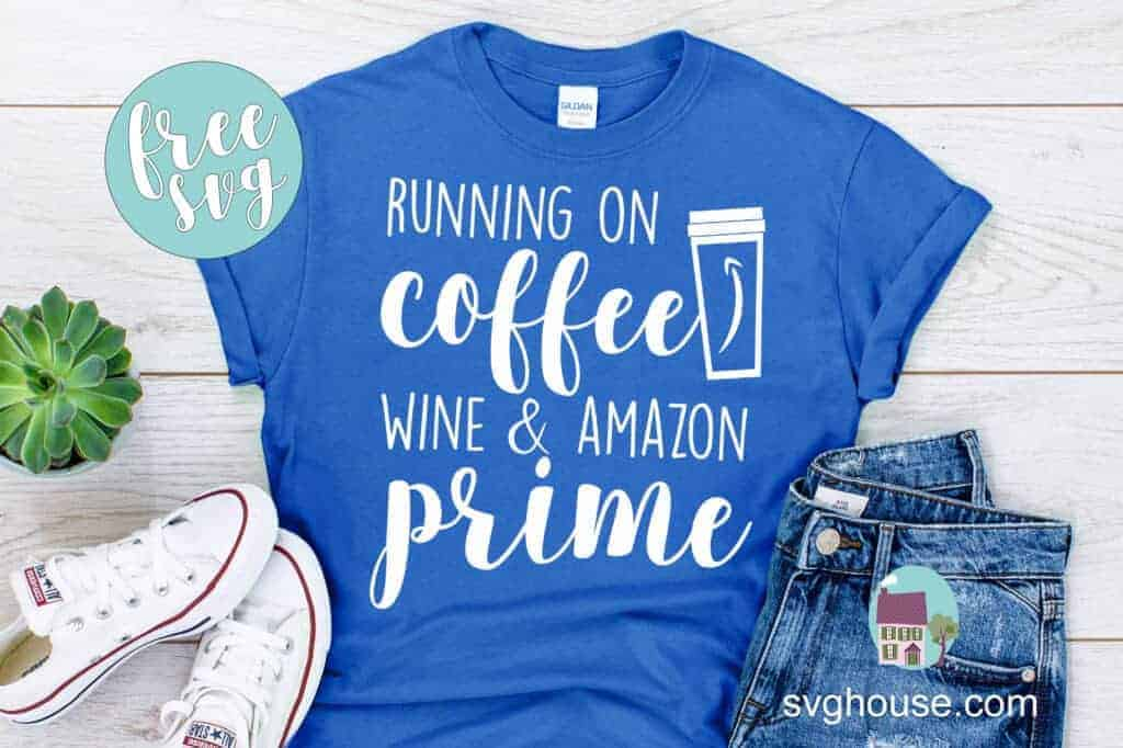coffee wine amazon prime fb