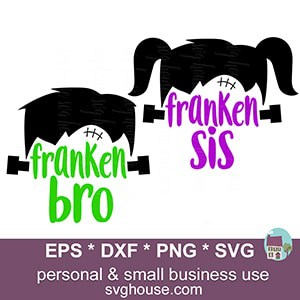 Halloween SVG Bundle Instant Download For Silhouette And ...