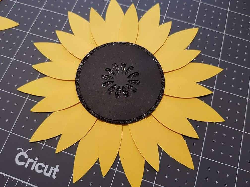 sunflower free svg