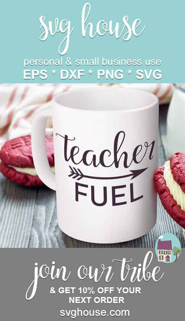 teacher fuel svg file