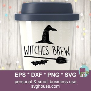 Witches Brew SVG